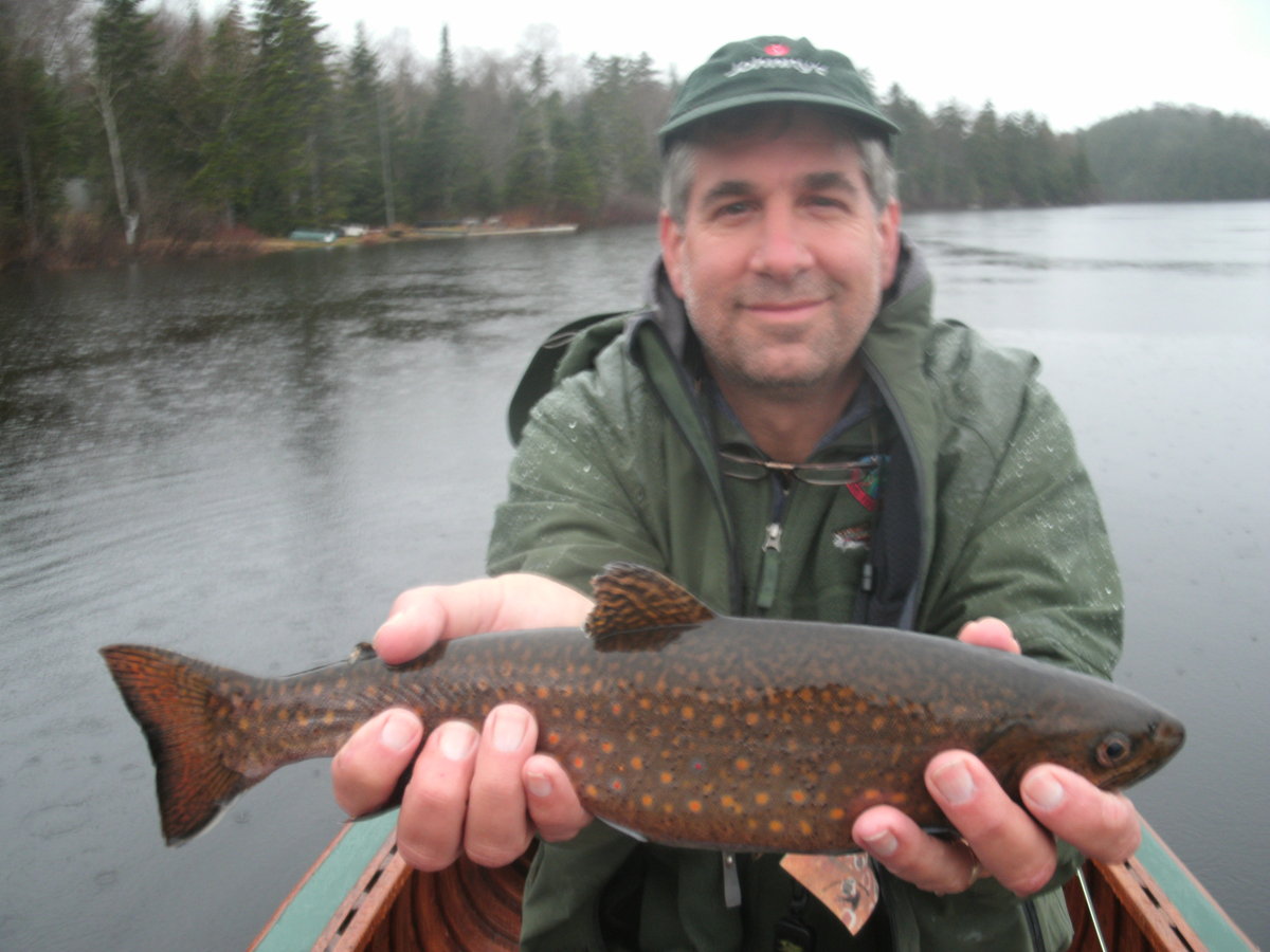 Brook trout mainely fly fishing blog for Lake fishing near me