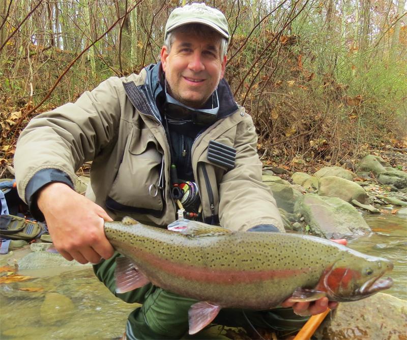 Presumpscott river rapid river upper dam flyfishing trout for Trout fishing near me