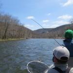 fishing the Deerfield River