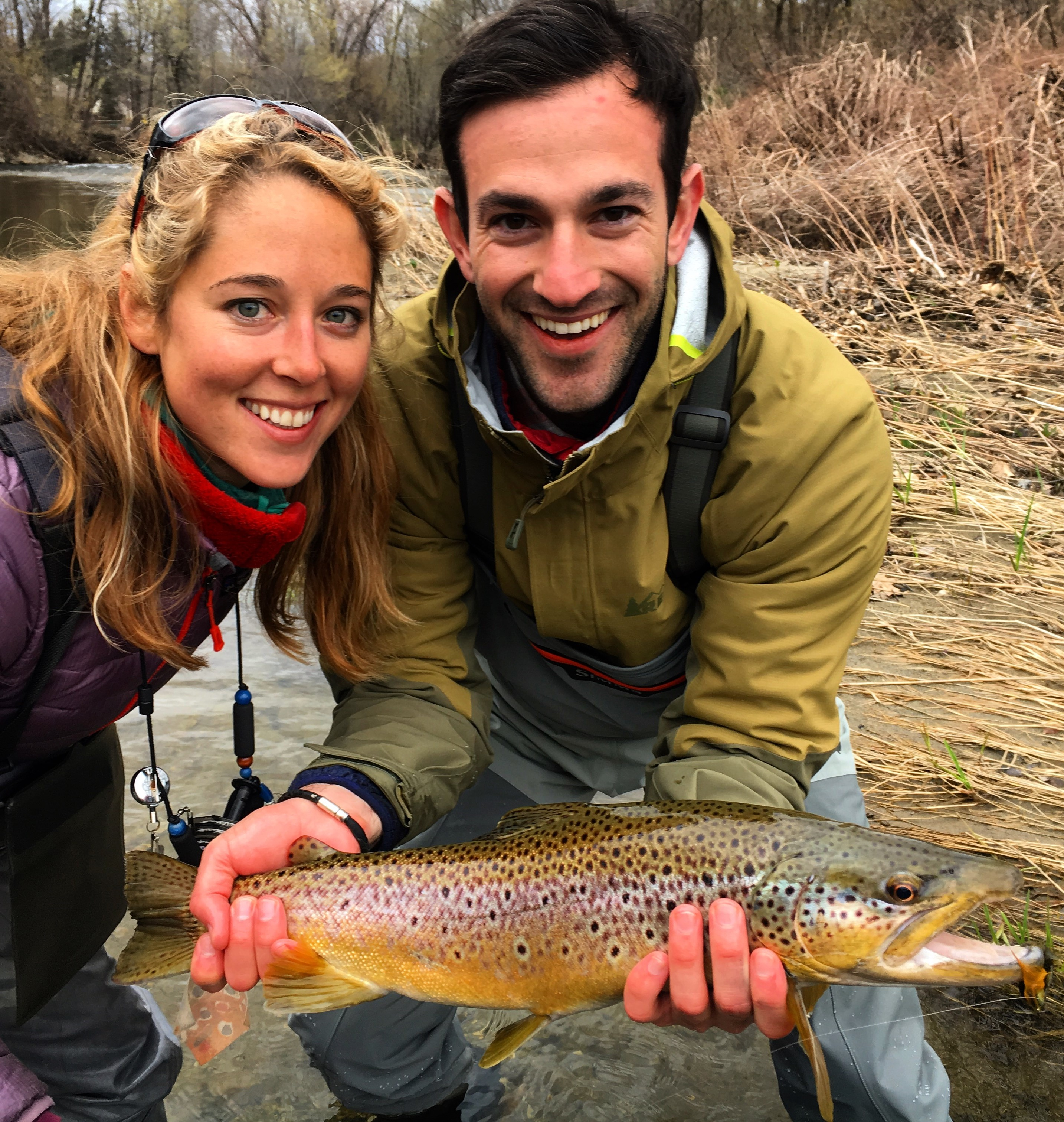 Mainely fly fishing blog fishing report from the western for Fly fishing massachusetts
